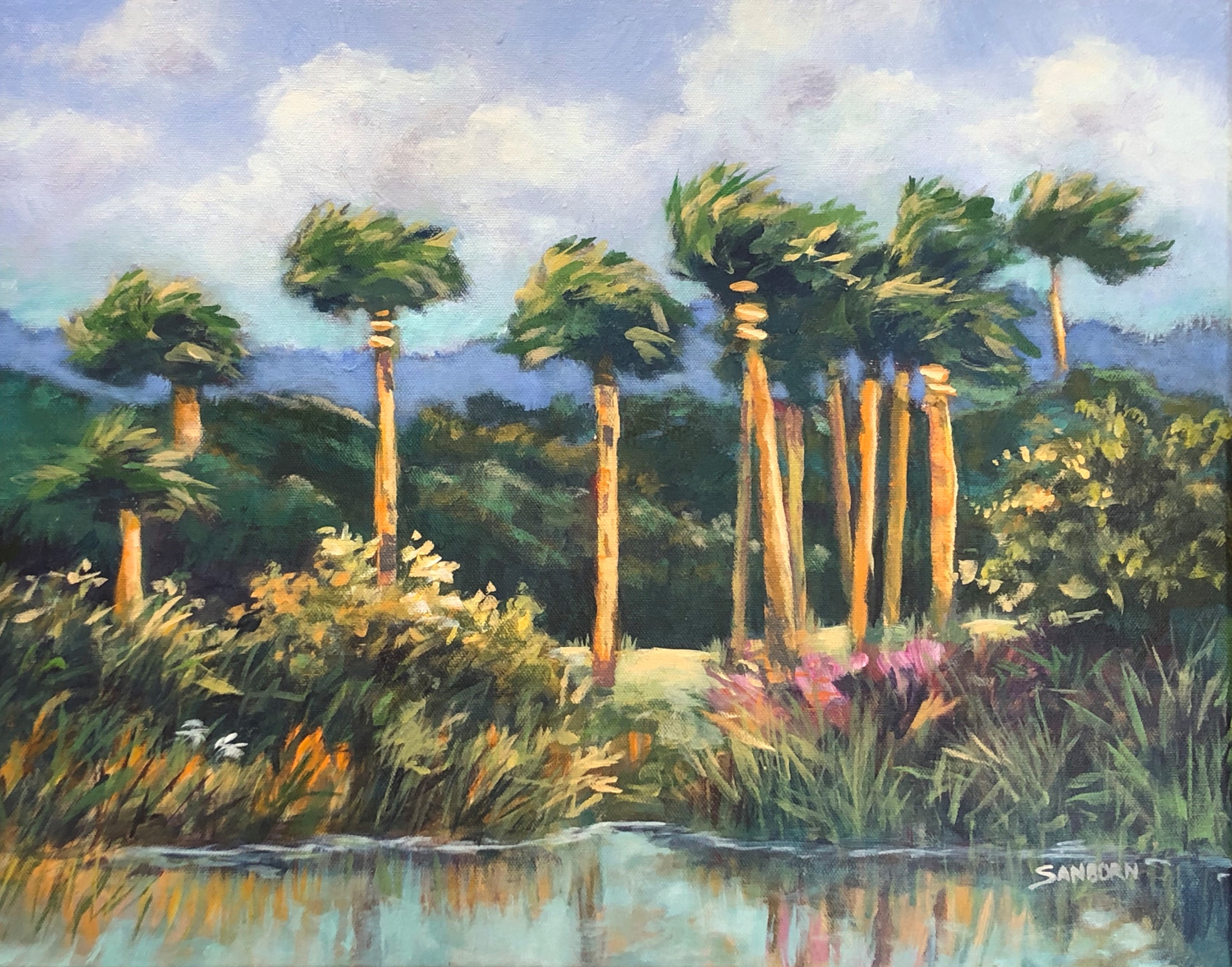 Grand Everglades Adventure Exhibit by Joann Sanborn